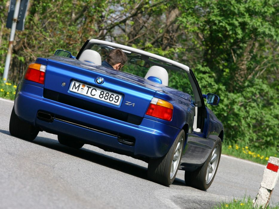 BMW Z1 Classic Roadster wallpaper