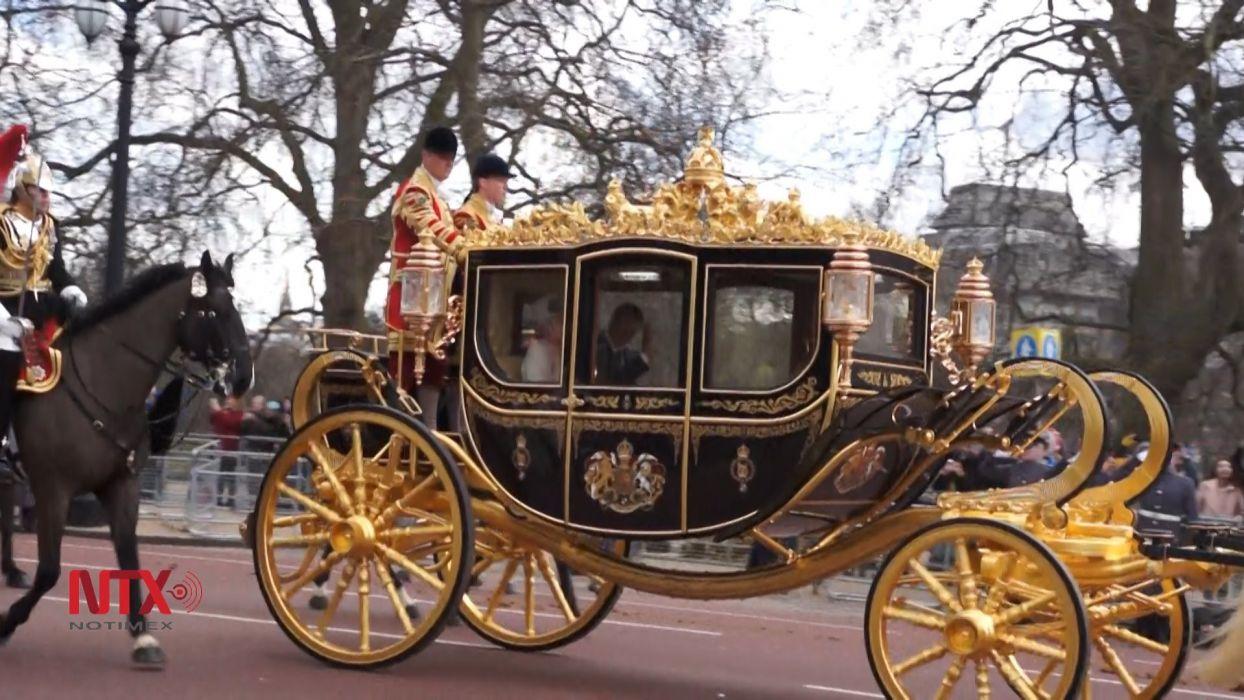 carruaje familia real britanica wallpaper
