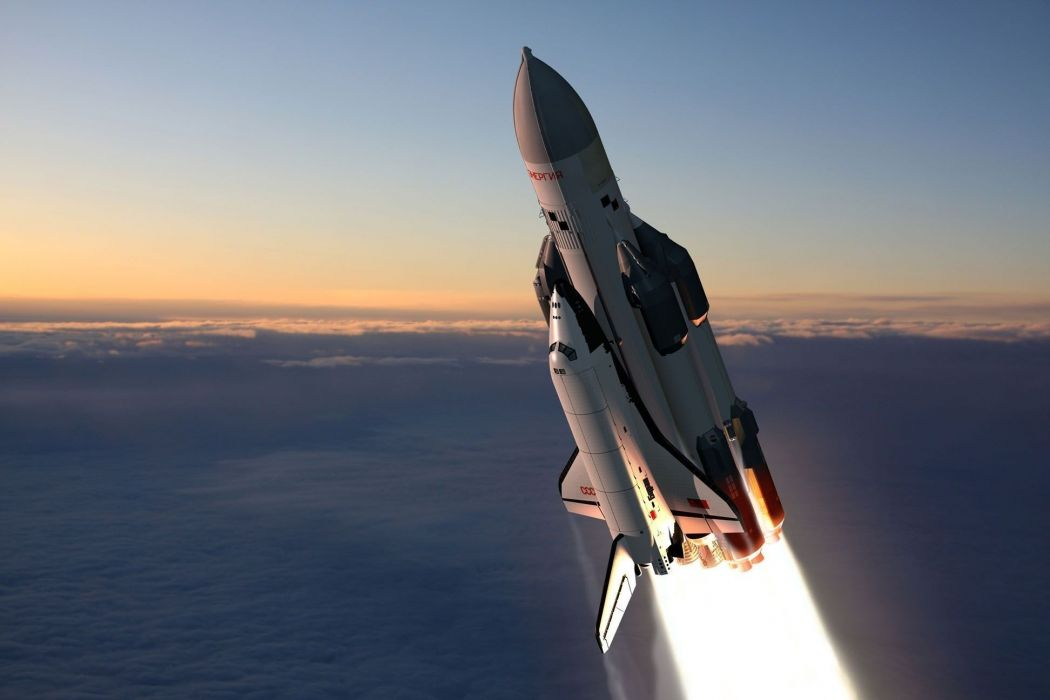 lanzadera espacial cohetes wallpaper