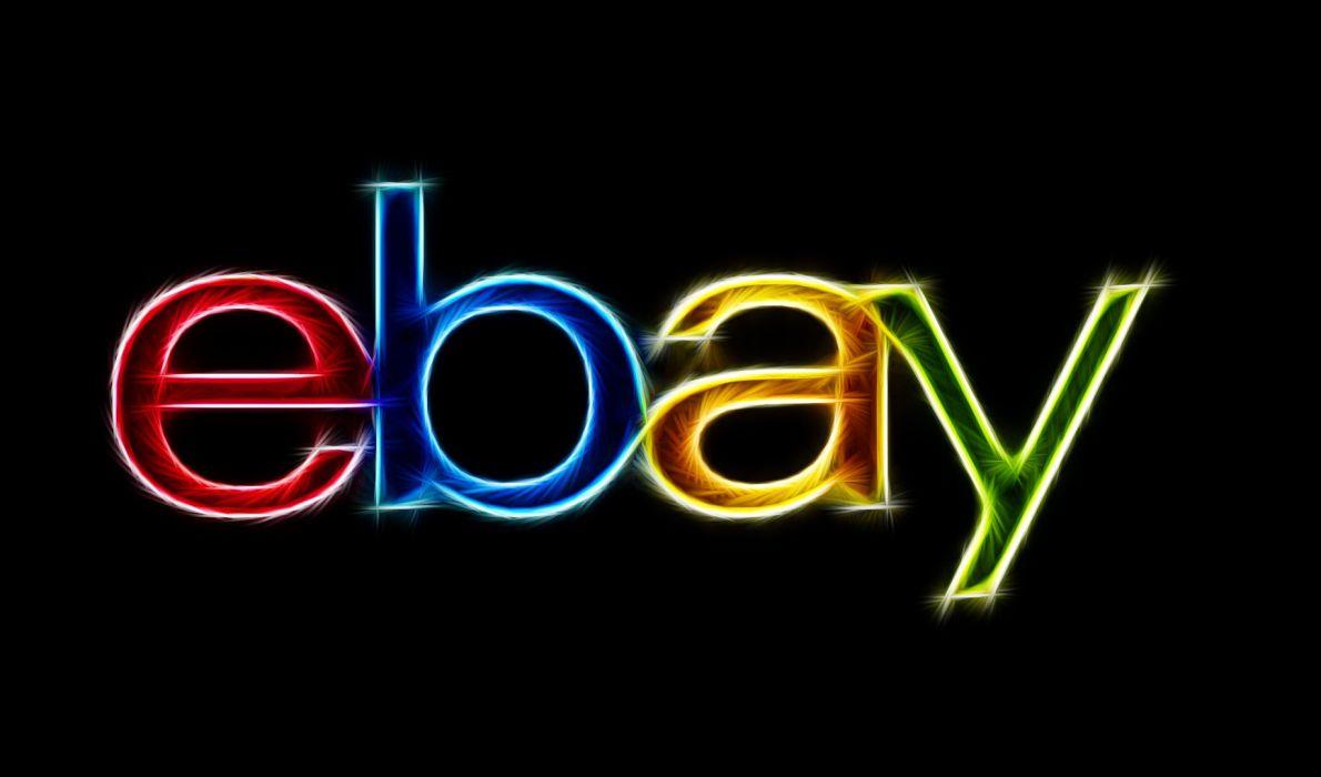 Logo EBAY wallpaper