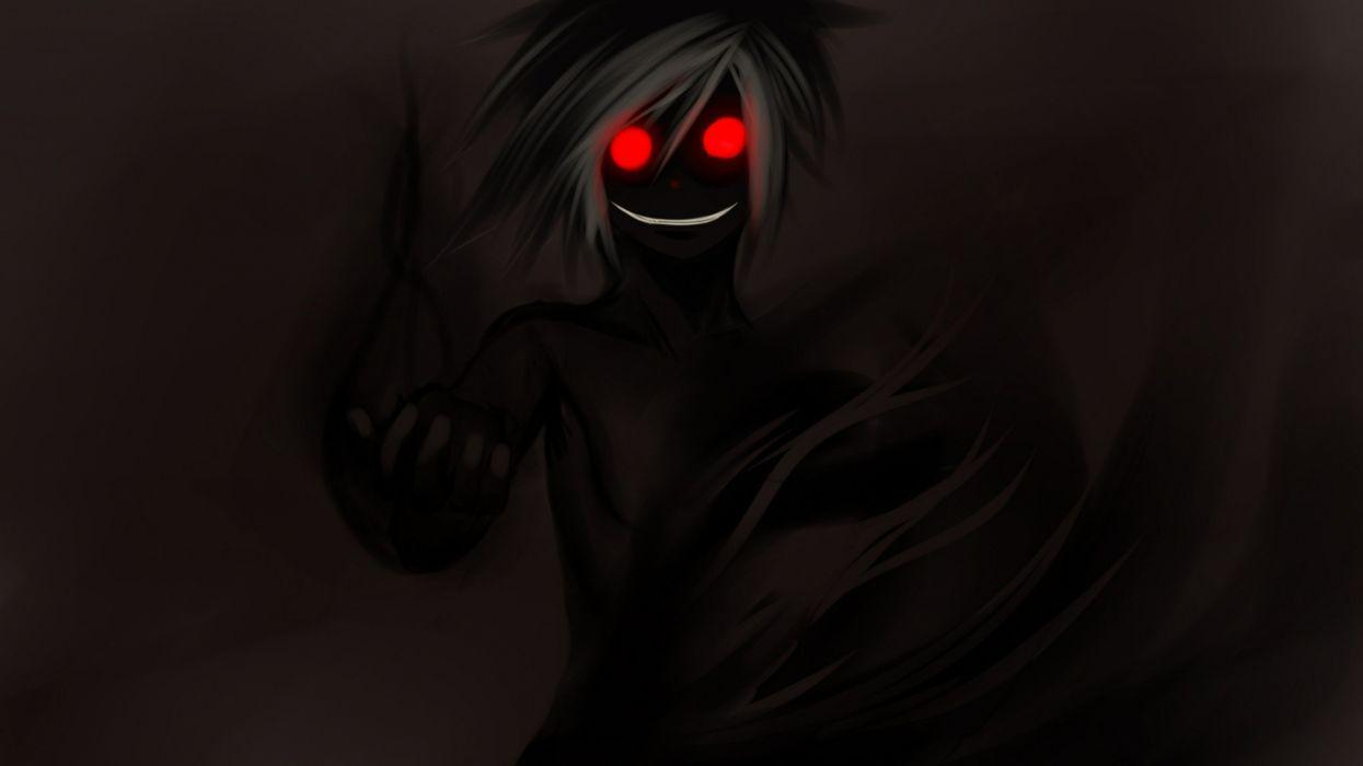 Eyes Red wallpaper