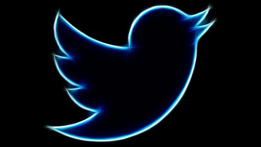 Loge Twitter wallpaper