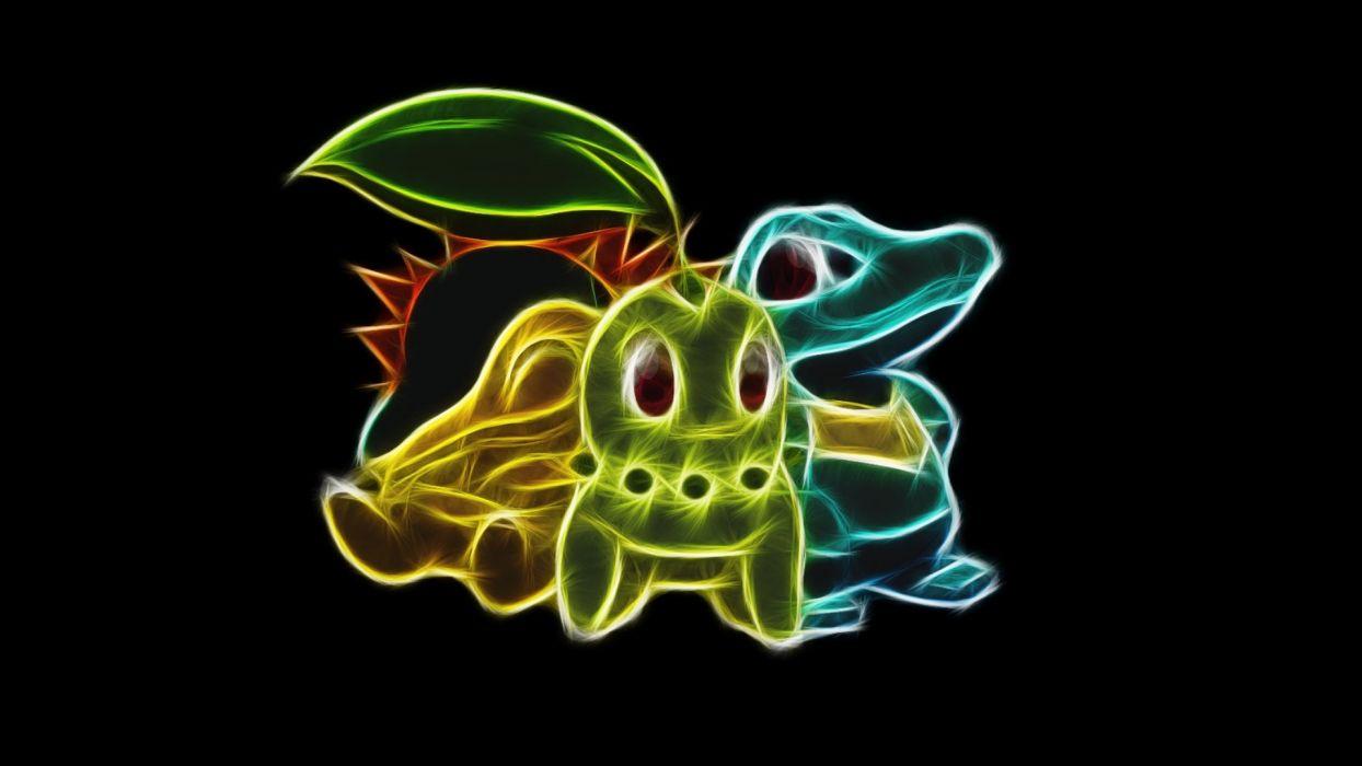 Pokemon 2da Generation wallpaper