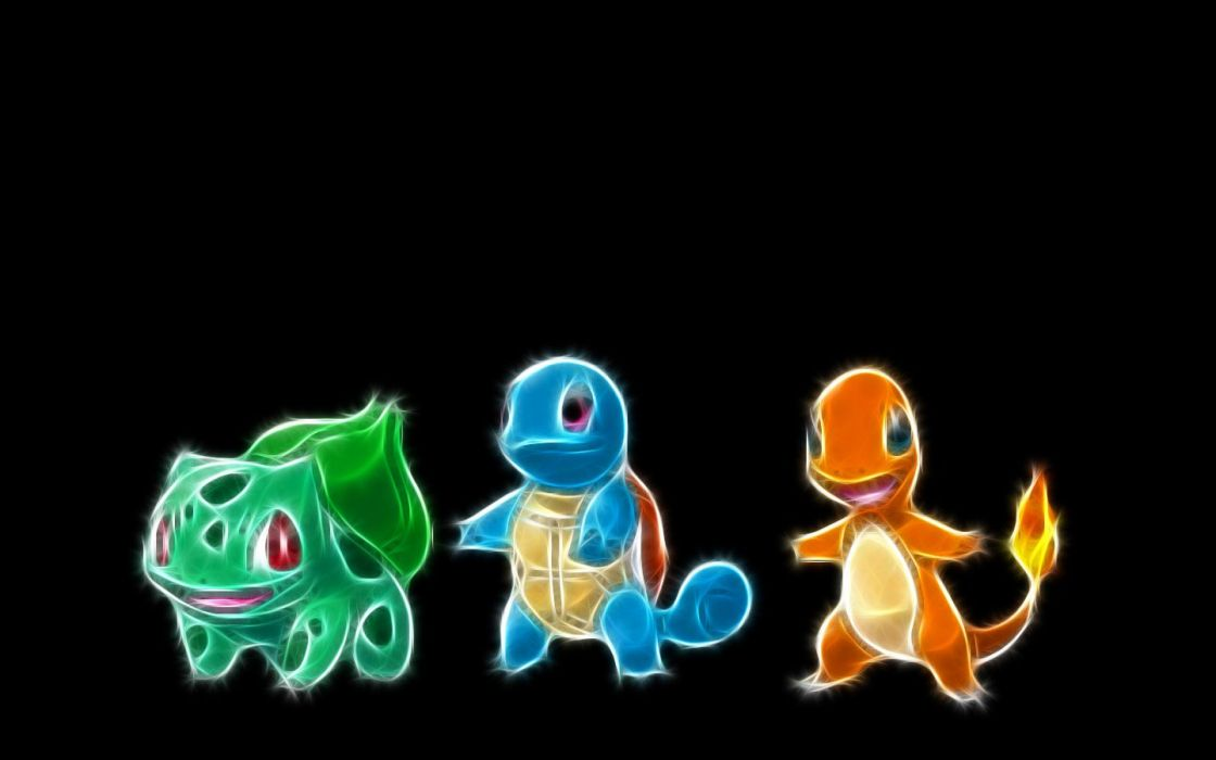Pokemon 1era Generation wallpaper