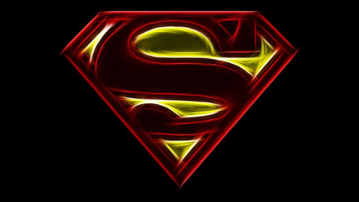 Logo the Superman wallpaper