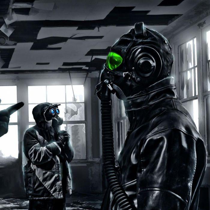 Mafia Mask wallpaper