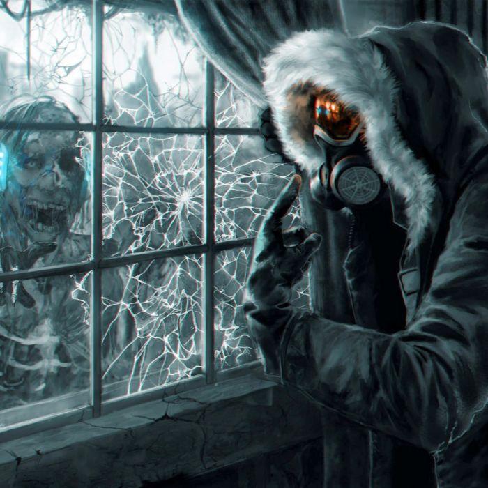 Winter toxico wallpaper