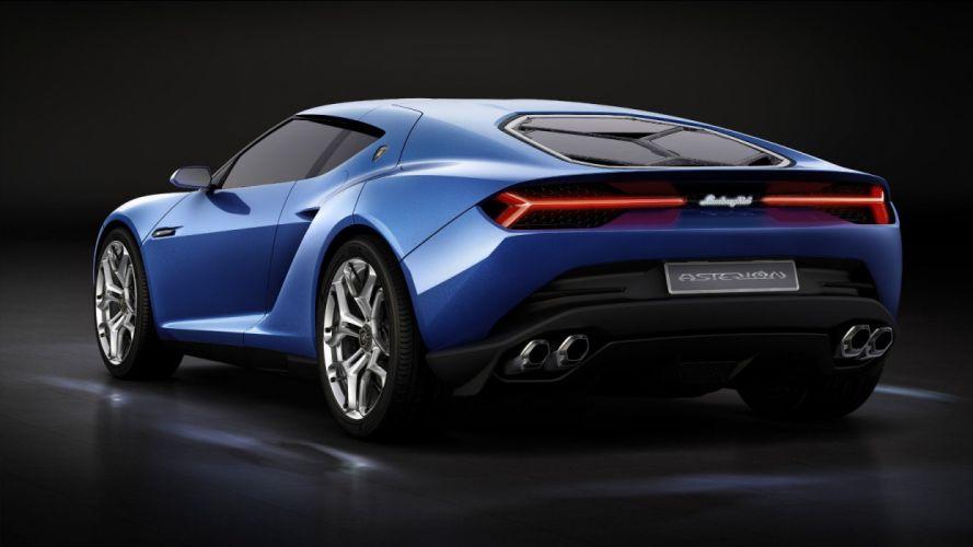Lamborghini Asterion Concept wallpaper
