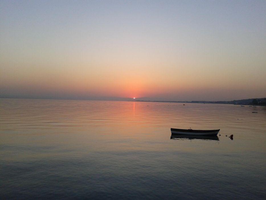beauty Early Morning In Yalova-turkey photo wallpaper