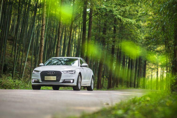 Audi A6 L E-tron 2016 wallpaper