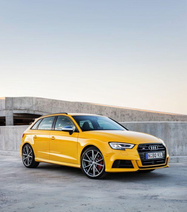 Audi S3 Sportback 2016 wallpaper