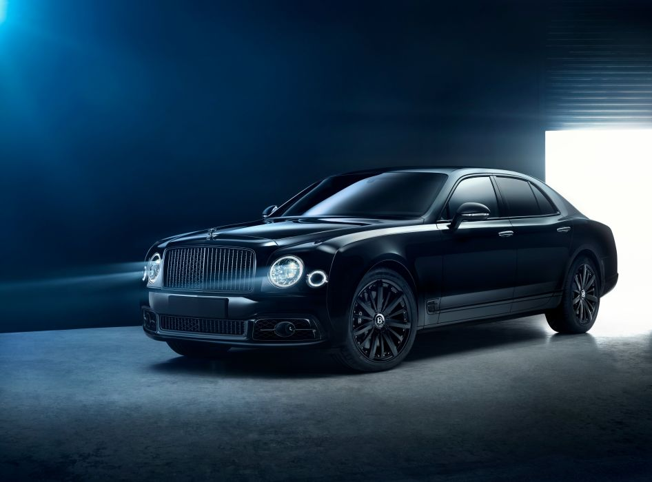 Bentley Mulliner Mulsanne Speed Collaborated With Bamford 2016 wallpaper