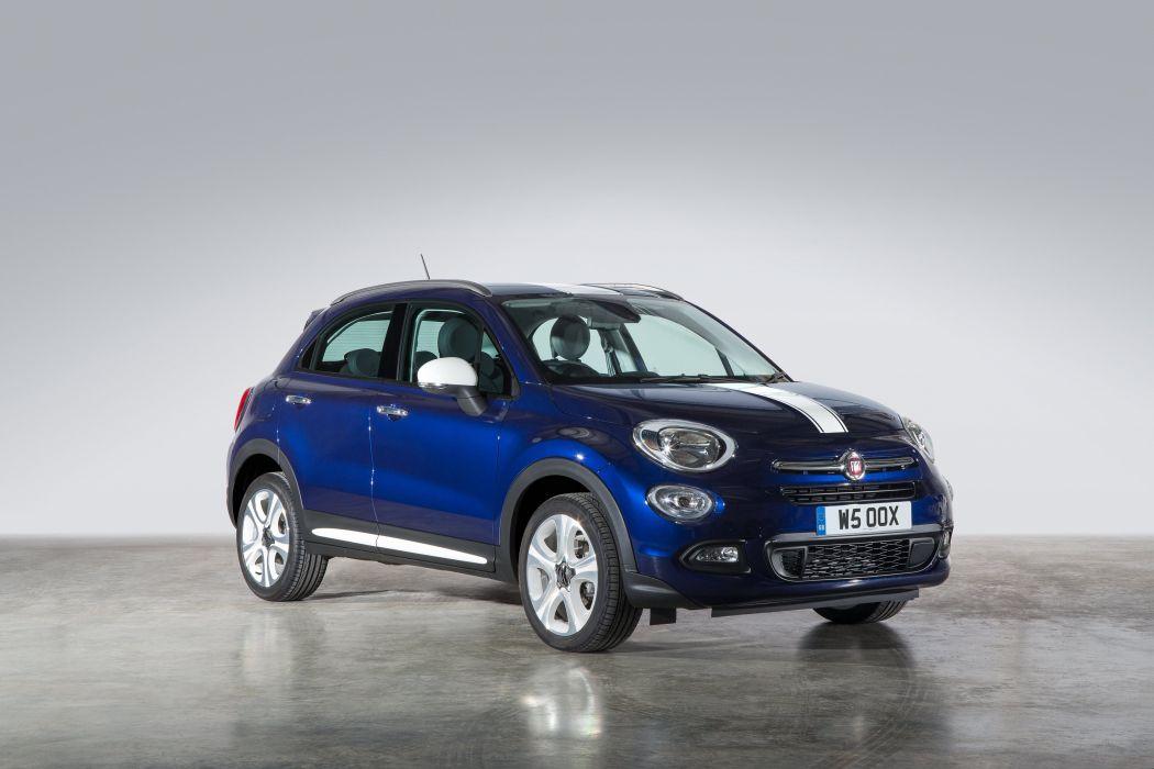 Fiat 500X Mopar Xtra Pack 2015 wallpaper