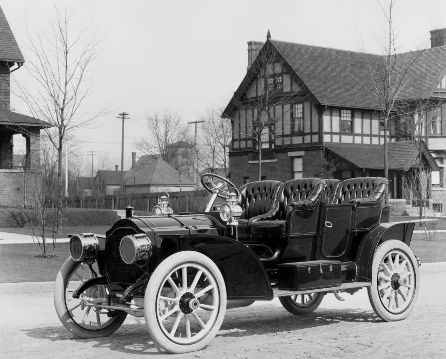 Packard Model 30 Touring 1908 wallpaper