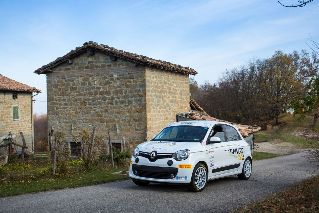 Renault Twingo R1 2016 wallpaper