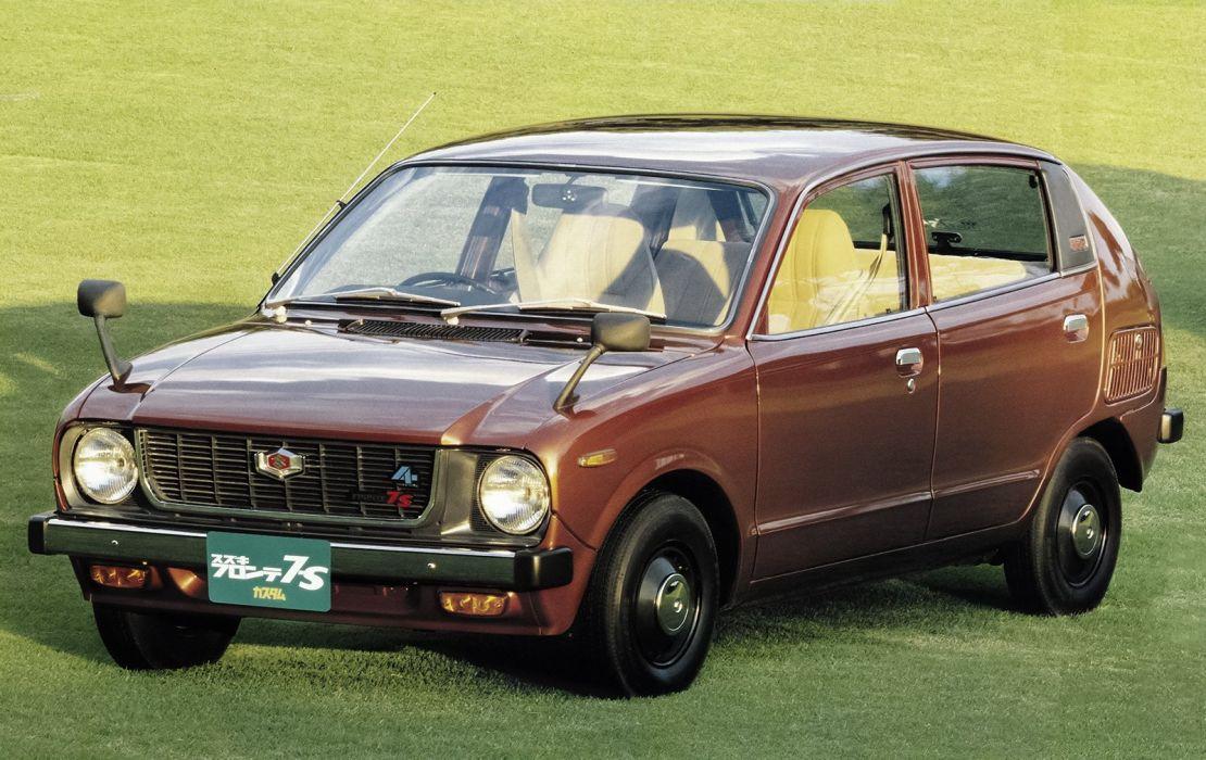 Suzuki Fronte 7-S 1976 wallpaper