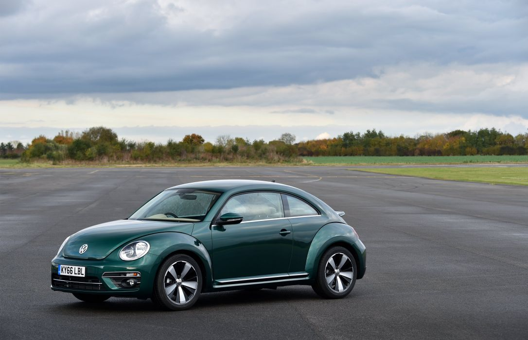 Volkswagen Beetle 2016 wallpaper