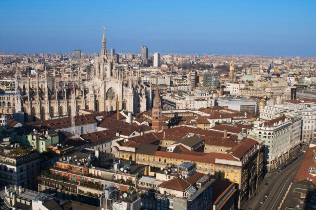 Milan ciudad italia europa wallpaper