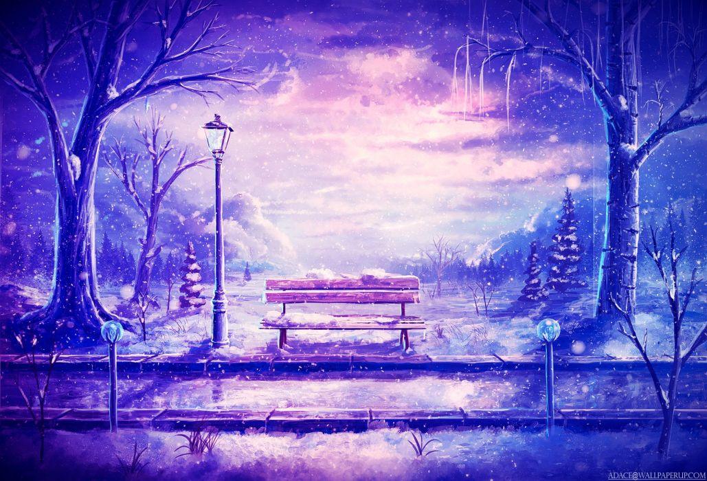Holiday Cold Season wallpaper