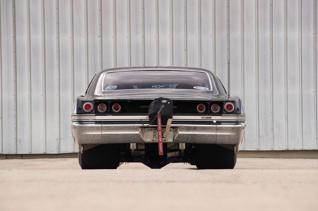 1965 Chevrolet Impala cars drag wallpaper
