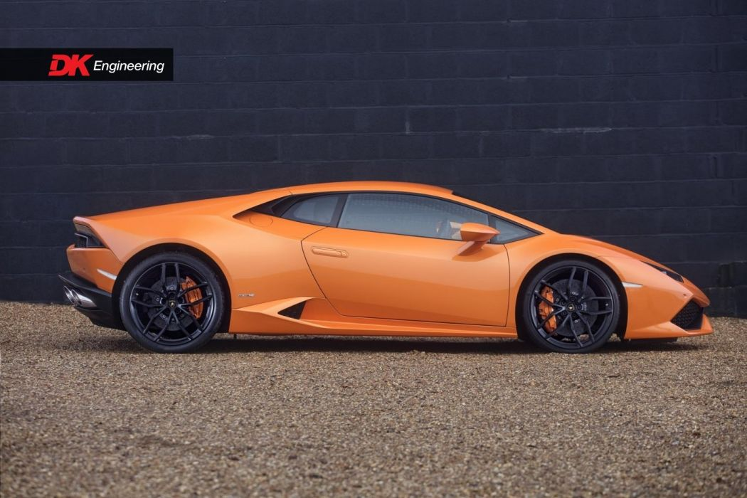 Lamborghini Huracan cars uk-version 2016 wallpaper