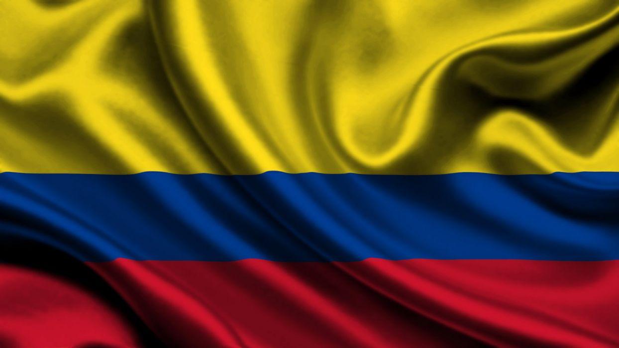 Colombia bandera sur america wallpaper