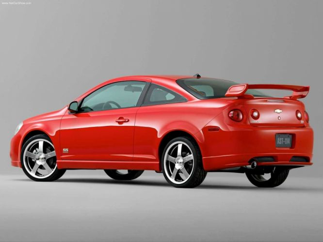 Chevrolet Cobalt SS Supercharged Coupe wallpaper