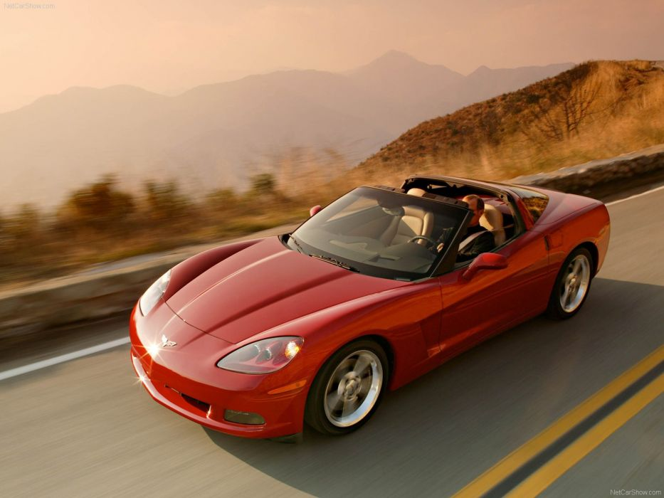 Chevrolet Corvette 2005 wallpaper