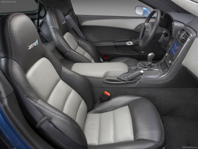 Chevrolet Corvette C6 ZR1 wallpaper