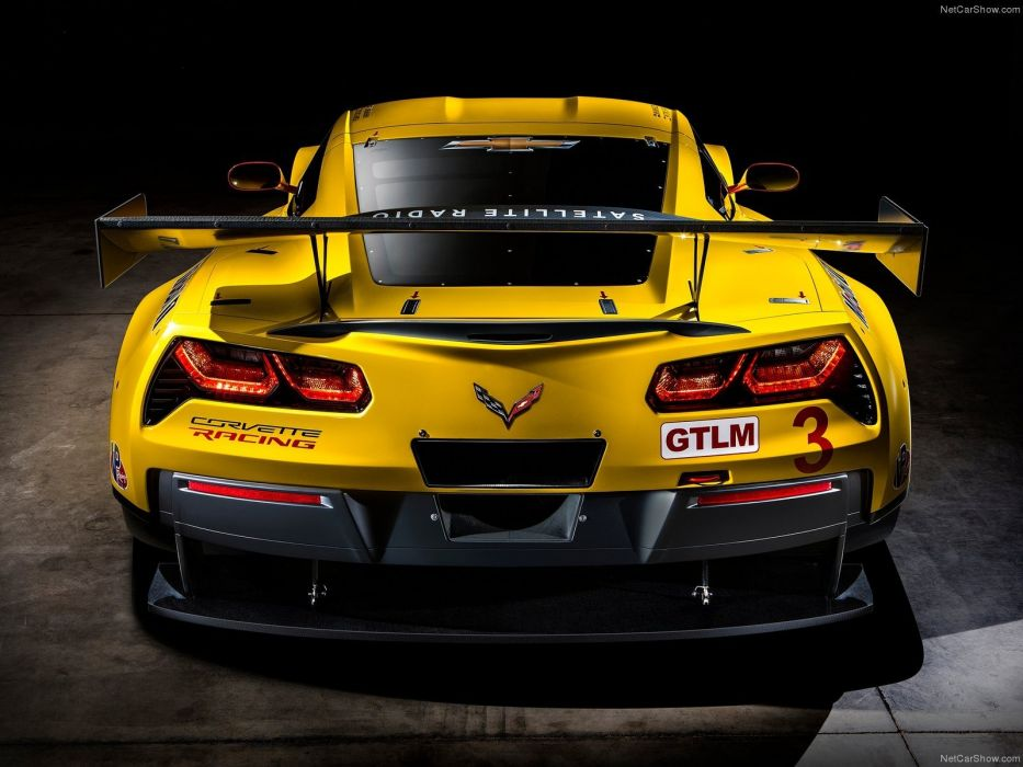 Chevrolet Corvette C7 R wallpaper