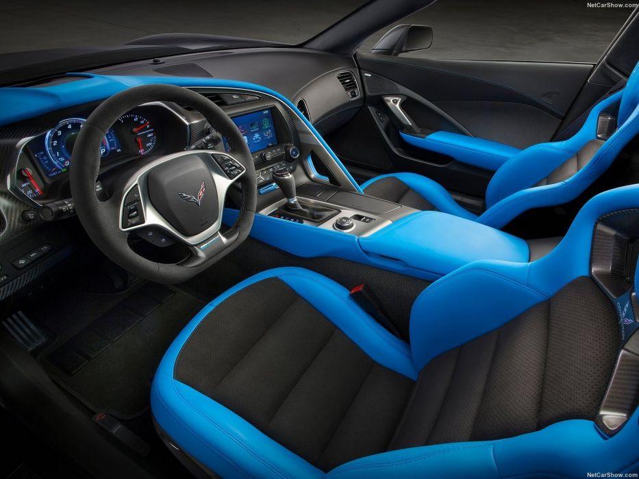 Chevrolet Corvette C7 Grand Sport wallpaper