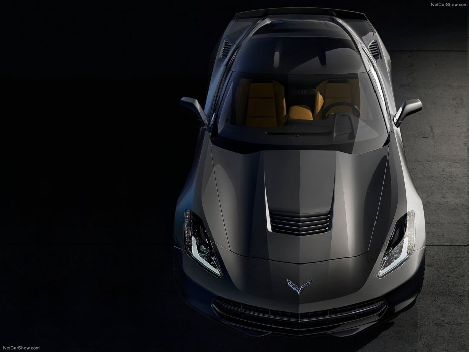 Chevrolet Corvette C7 Stingray wallpaper