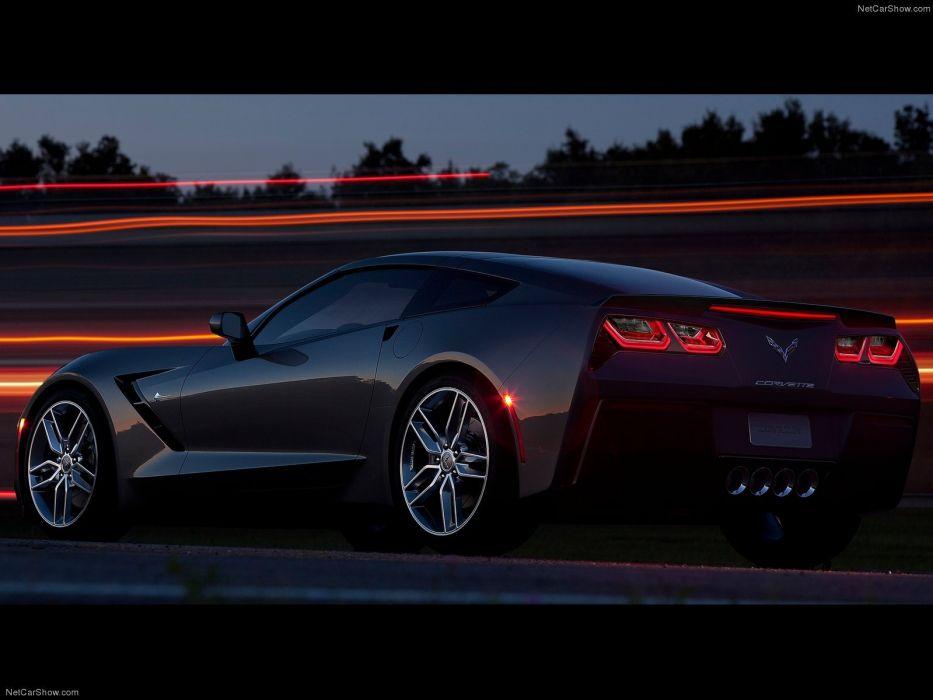 Chevrolet Corvette C7 Stingray wallpaper