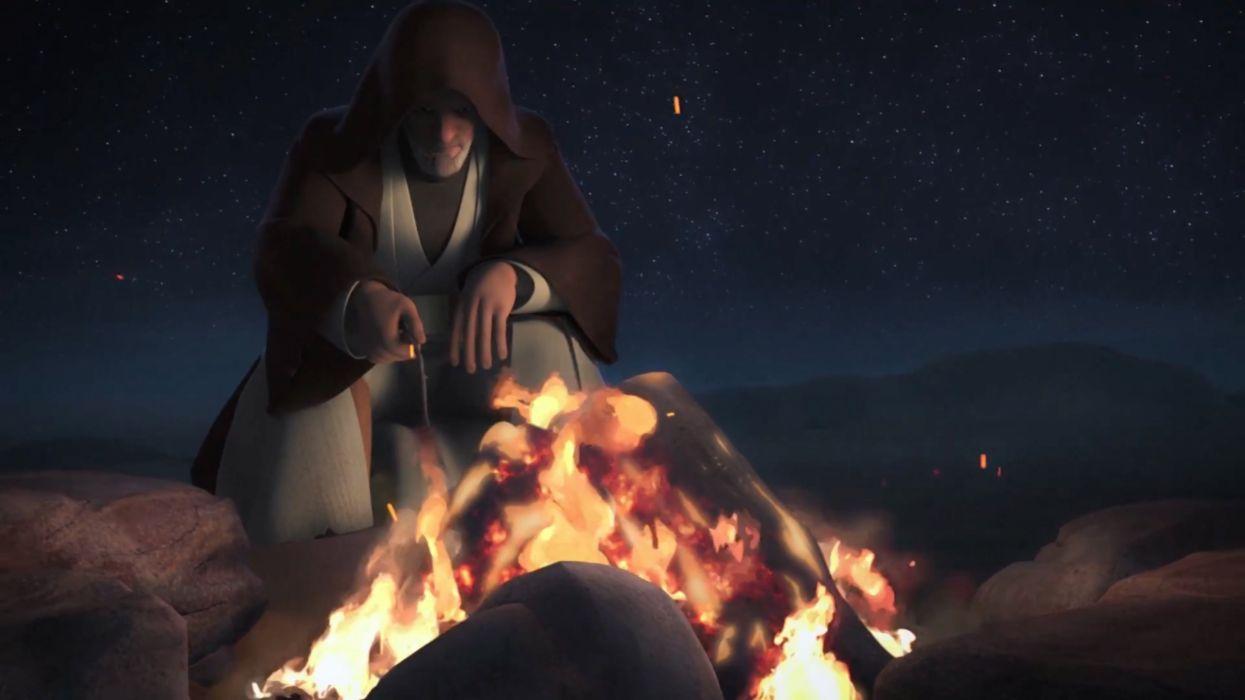 Obi-Wan Star Wars Rebels wallpaper
