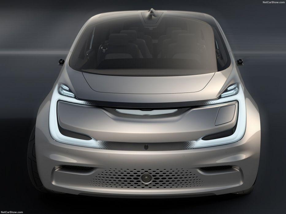 Chrysler Portal Concept cars 2017 wallpaper