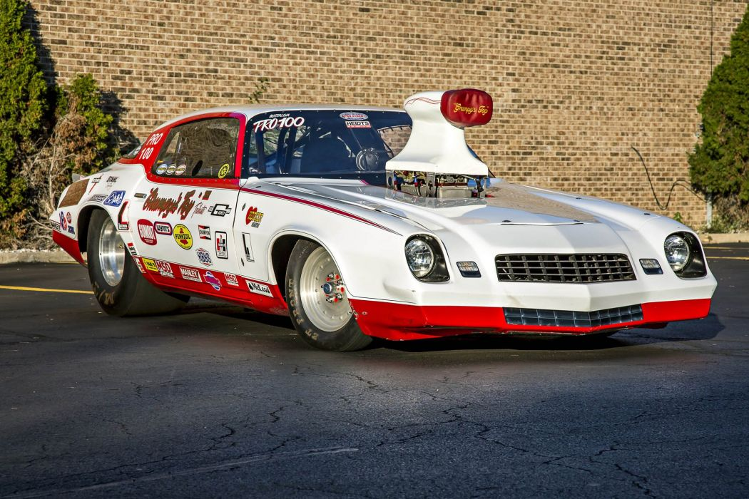 chevy camaro pro Stock drag cars wallpaper
