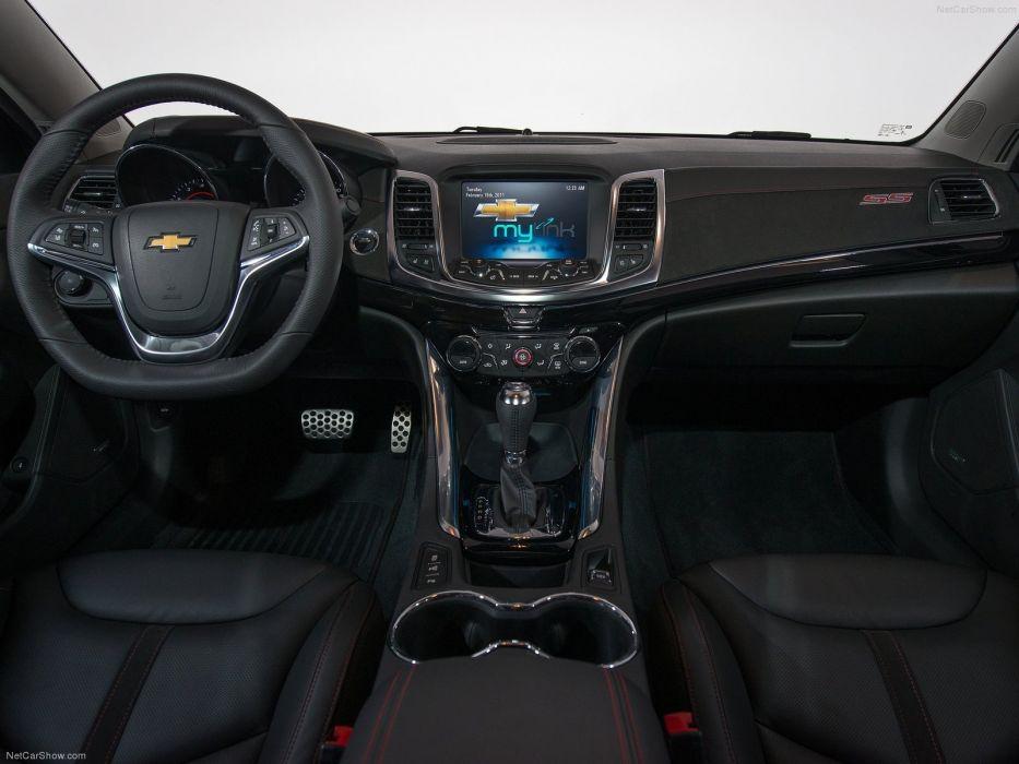 Chevrolet SS 2014 Super Sedan Super Sport wallpaper