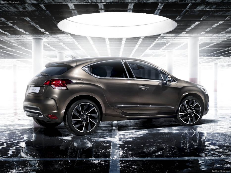 Citroen DS4 2012  wallpaper