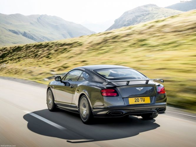 Bentley Continental Supersports 2018 wallpaper