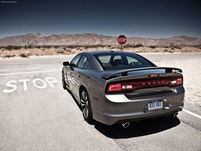 Dodge Charger SRT8 2012 wallpaper