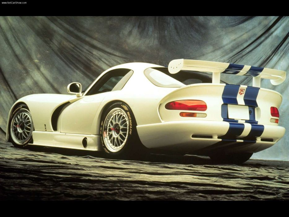 Dodge Viper GTS-R Race Car wallpaper