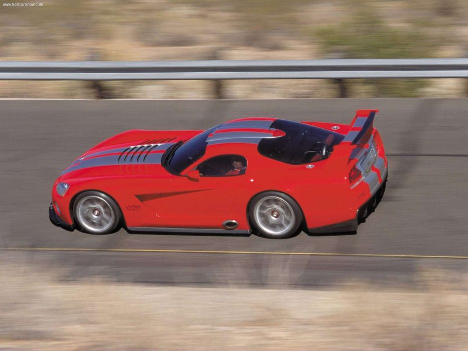 Dodge Viper GTS-R Concept 2000  wallpaper