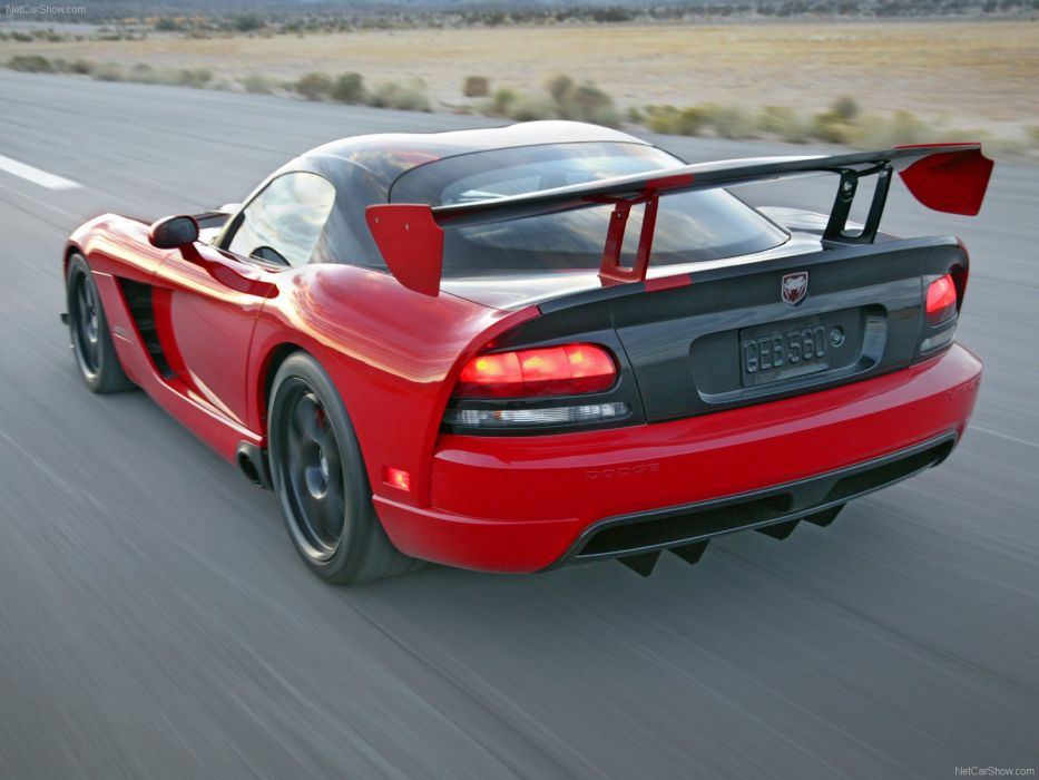 Dodge Viper SRT10 ACR 2008 wallpaper
