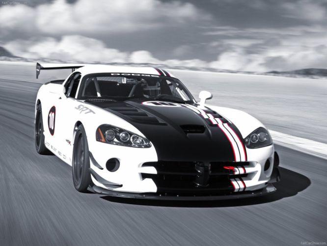 Dodge Viper SRT10 ACR-X 2010 wallpaper