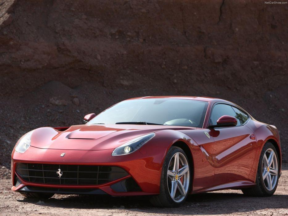 Ferrari F12 Berlinetta 2013  wallpaper