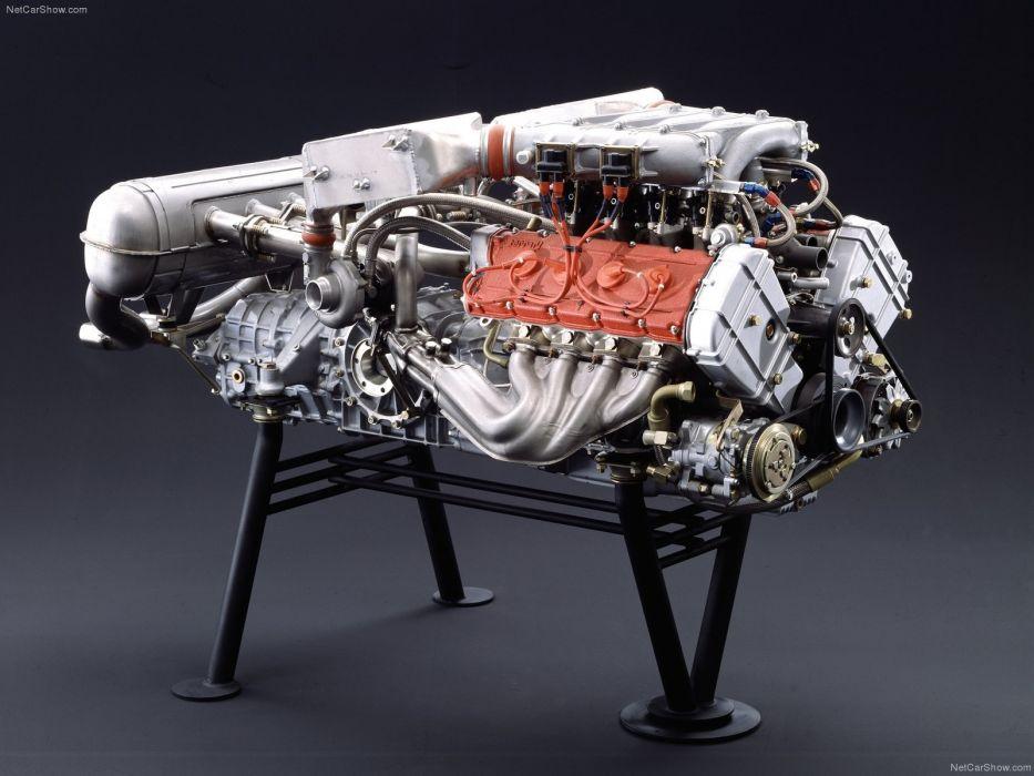 Ferrari F40 Engine wallpaper   1600x1200   1071432   WallpaperUP