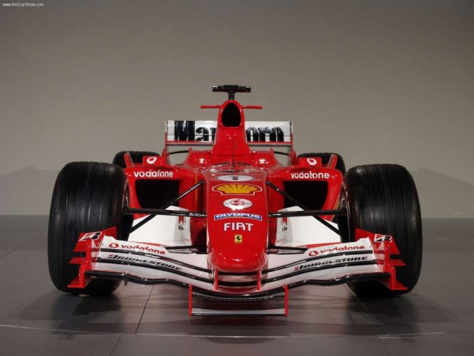Ferrari F2005 Formula One wallpaper