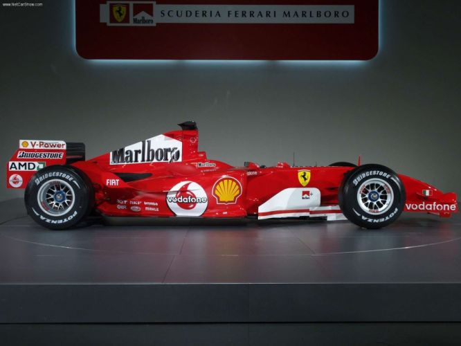 Ferrari F2005 Formula One wallpaper