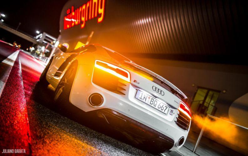 Audi R8 V8 4 2 Super Car 2014 wallpaper