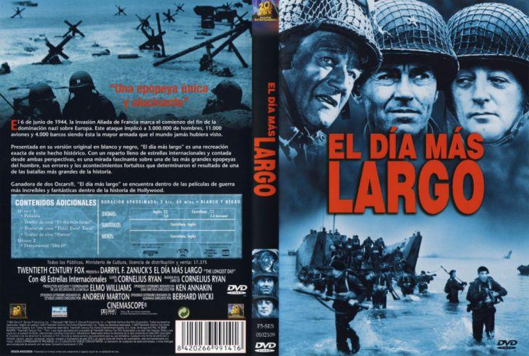 El Dia Mas Largo pelicula belica historica wallpaper